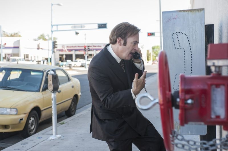 """""""I'm at a payphone trying to call..."""""""