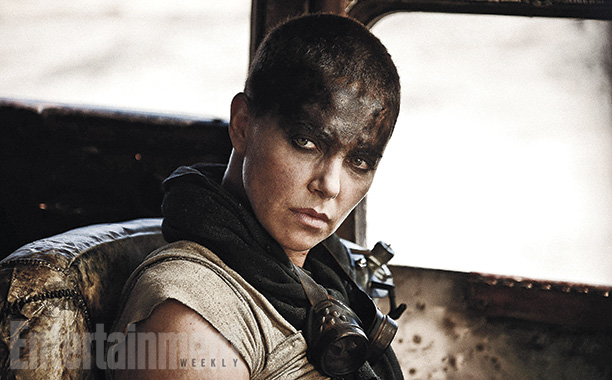 Charlize Theron as Imperator Furiosa