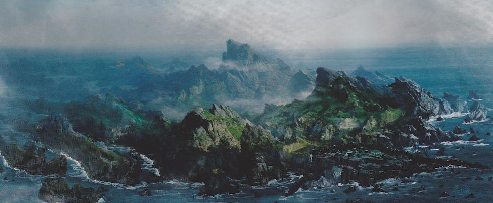 Skull Island Coast